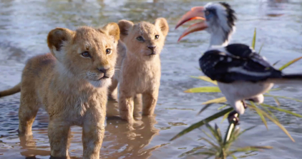 the lion king 2019 first reactions