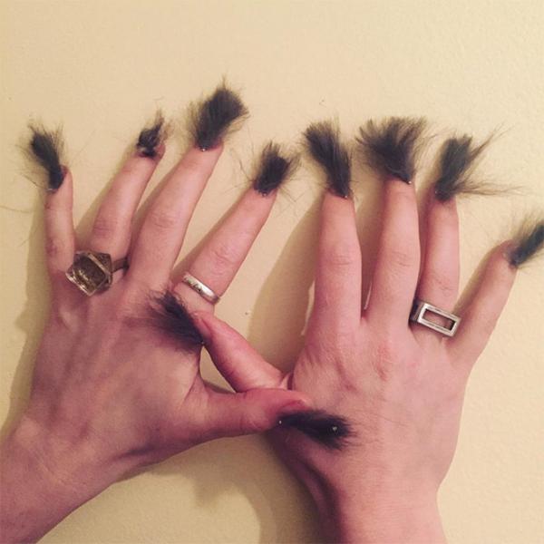 furry nails21