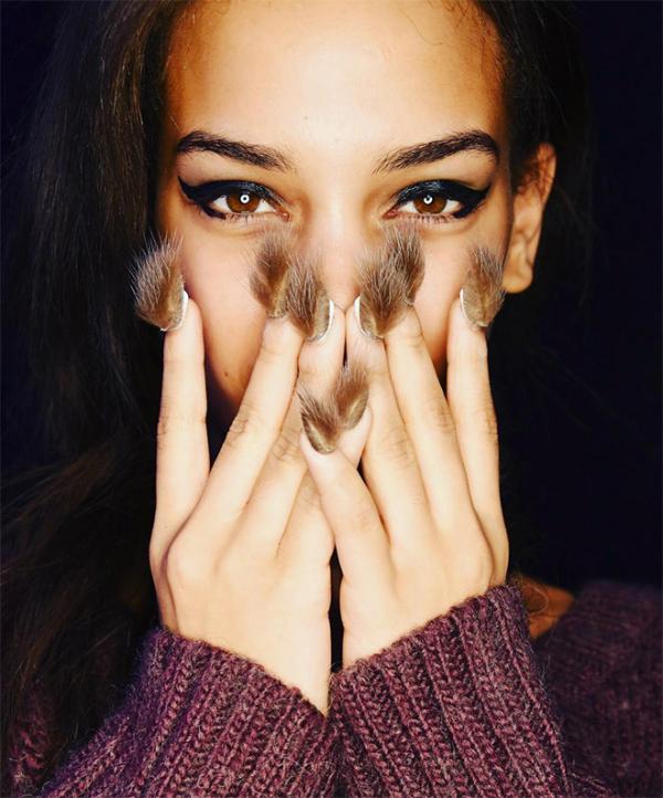 furry nails3