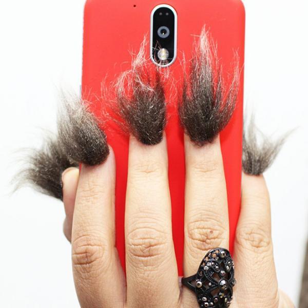 furry nails9
