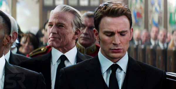 old captain america funeral cameo confirmed