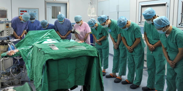 donate bodies