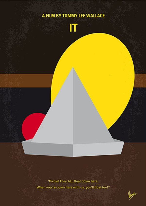minimalistic movie posters 7
