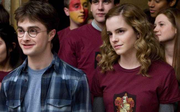 harry and hermione aren t arguing constantly photo u1