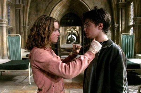 harry hermione 1