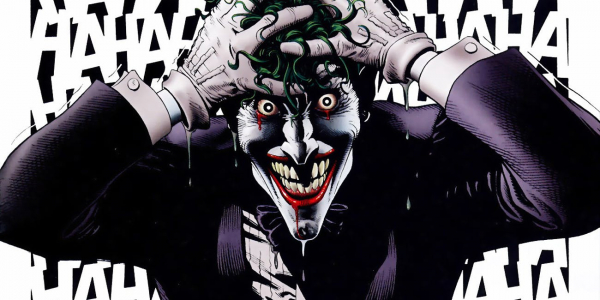from batman the killing joke illustrated by brian bolland and richard starkings