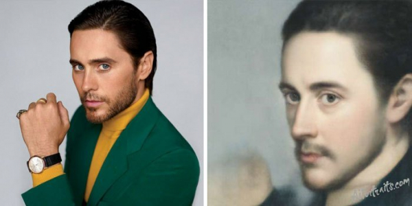 ai transforms celebrities photo into old portraits paintings 5d380bf185f14 700