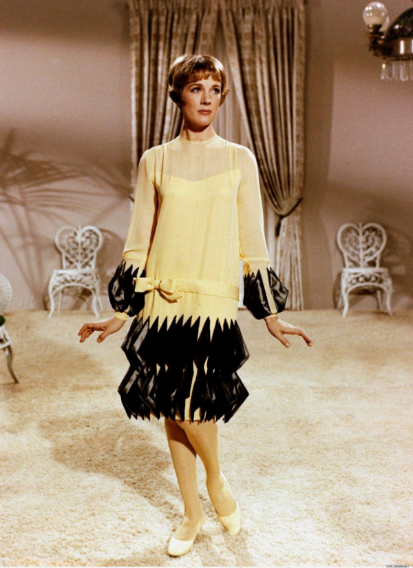 giay flappers 1920s 12 julie andrews as millie dillmount in thoroughly modern millie