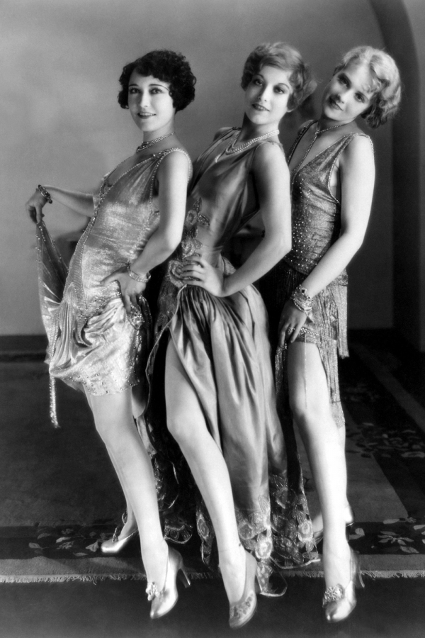 giay flappers 1920s 14