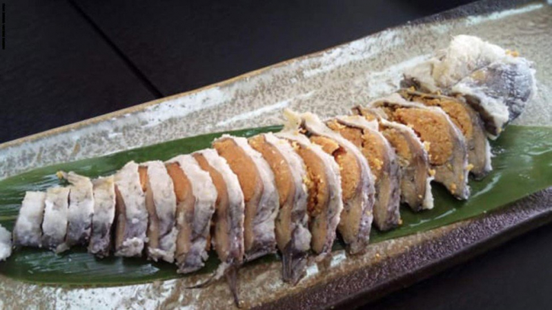 'Sushi' thực chất không bắt nguồn từ Nhật Bản?