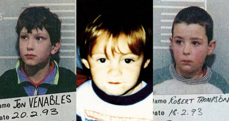 james bulger and killers