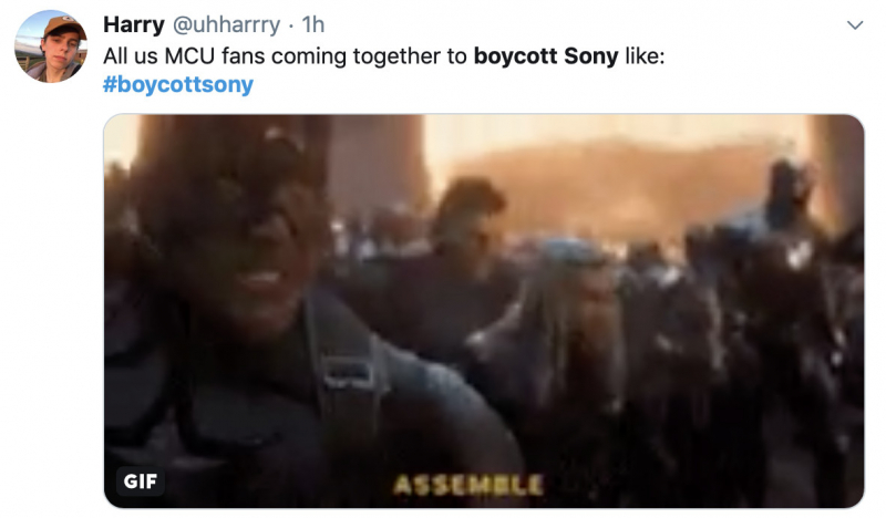 boycottsony