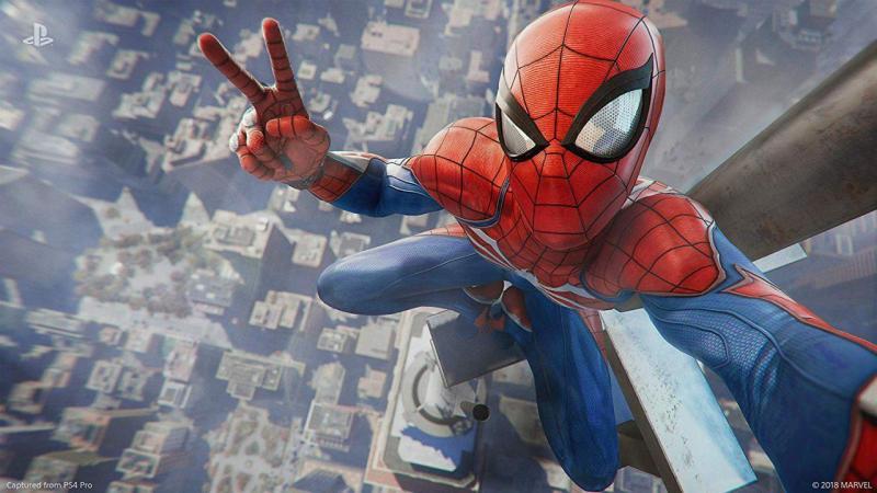 spider man 1 1280x720