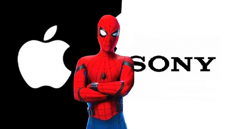 spider man can go back to the ucmarvel if apple were to buy sony pictures